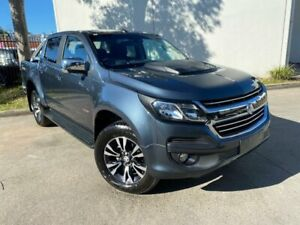 2019 Holden Colorado RG MY19 LTZ Pickup Crew Cab 4dr Spts Auto 6sp 4x4 1029kg 2.8 Grey Oxley Park Penrith Area Preview
