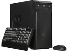 ABS Lite Gaming Desktop Intel i7-7700 (3.60 GHz) 8 GB DDR4 1 TB HDD NVIDIA GeFor
