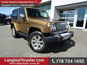2011 Jeep Wrangler 70th Anniversary ACCIDENT FREE w/ 4X4, 6-S...