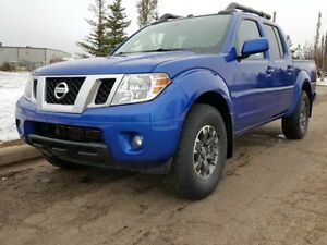 2014 Nissan Frontier PRO-4X - Rear Back Up Camera - Heated Front