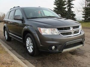 2015 Dodge Journey SXT/3rd ROW SEATING/ REAR HEATING AND AIR CON Edmonton Edmonton Area image 3