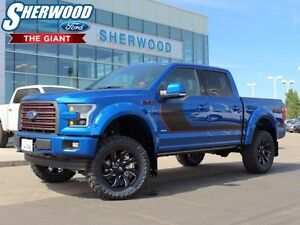 2017 Ford F-150 GIANT Customs Lifted Truck, 35 tires, 6 Lift