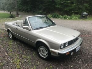 1987 bmw convertible