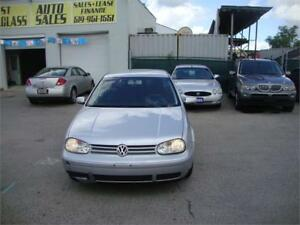 2007 Volkswagen Golf City 2.0 car