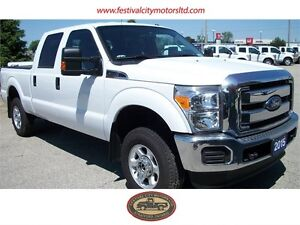 2015 Ford F-250 Crew Cab Short Box 4x4   CERTIFIED
