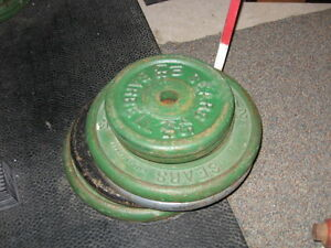 weights 50 cents per lbs sell as package Gatineau Ottawa / Gatineau Area image 1