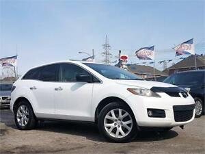 MAZDA CX-7 GT 2008/AUTO/4CYL/CUIR/TOIT/MAGS/CRUISE/GROUP ELECT!!