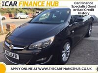 BAD CREDIT, NEED A CAR ?....PAY AS YOU GO FINANCE....VAUXHALL ASTRA ELITE.....rep APR 14.5%