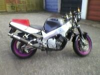 yamaha yzf750 street fighter for sale or swap