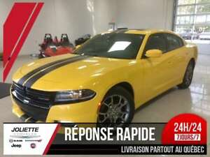 2017 Dodge Charger SXT AWD RALLYE SPORT, CAM, TOIT, SIEGES CHAUF
