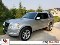 2010 Ford Explorer Limited AWD 7 PASS, NAVIGATION, SUNROOF,