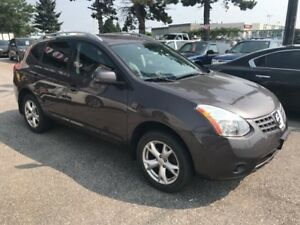 2009 Nissan Rogue SL AWD Fully loaded
