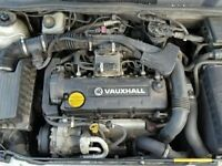 Vauxhall Astra 1.7 DTI Manual Gearbox Breaking For Parts (2003)