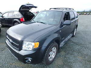 2008 Ford Escape Limited SUV, Crossover St. John's Newfoundland image 1