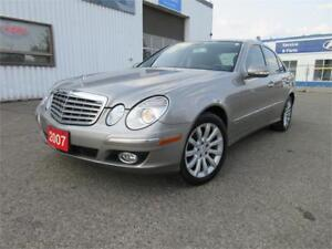 2007 Mercedes-Benz E280-LOW KM,FULLY LOADED,WARRANTY,$10,450