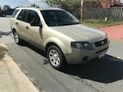 2008 Ford Territory SY MY07 Upgrade TX (RWD) Bronze 4 Speed Auto Seq Sportshift Wagon Mount Lawley Stirling Area Preview