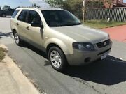 2008 Ford Territory SY MY07 Upgrade TX (RWD) Bronze 4 Speed Auto Seq Sportshift Wagon Maylands Bayswater Area Preview