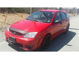 2007 Ford Focus SES NEW MVI! SPORTY!