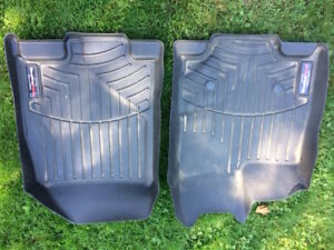 Weathertech mats Front and cargo mat Ford Edge