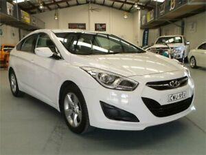 2015 Hyundai i40 VF 2 Upgrade Active Creamy White 6 Speed Automatic Sedan Seven Hills Blacktown Area Preview