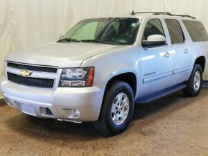 2013 Chevrolet Suburban LT 4WD w/ Heated Leather Seats, BOSE