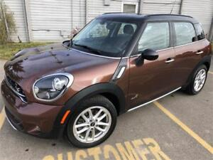 2015 MINI Cooper Countryman S **ONLY 47,079KMS** sunroof/leather