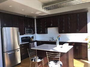 Stunning Uptown Waterloo condo available May 01, 2017 Kitchener / Waterloo Kitchener Area image 3