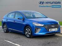 2017 Hyundai Ioniq 1.6 Gdi Hybrid Premium 5Dr Dct Auto Hatchback Hybrid Automati