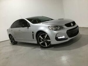 2016 Holden Commodore VF II MY16 SS Black Silver 6 Speed Sports Automatic Sedan Mile End South West Torrens Area Preview
