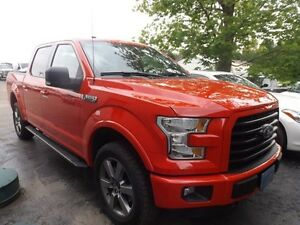 2016 Ford F-150 XLT SUPERCREW 4x4 NAVI