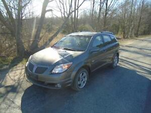 2005 Pontiac Vibe - Certified and E-tested