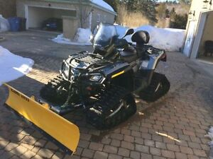 CAN AM OUTLANDER 650 XTP PACKAGE DEAL