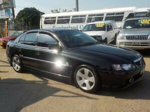 2004 Holden Calais VY II Black 4 Speed Automatic Sedan North St Marys Penrith Area Preview