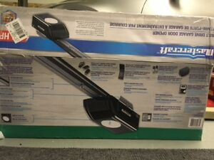 Mastercraft 3/4-HP Belt Garage Door Opener - in box!  $200