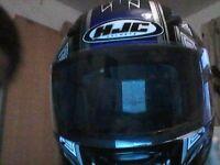 hjc helmet in brilliant condition!