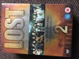 Lost Series 2 Boxed Set