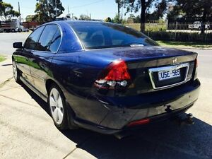2005 Holden Calais VZ VZ 5 Speed Auto Active Select Sedan Brooklyn Brimbank Area Preview