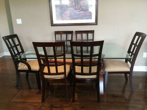 Dining Room Table Set & Bar Oakville / Halton Region Toronto (GTA) image 2