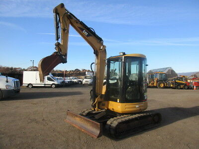 2004 Cat 304 Cr Mini Excavator