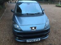 DIESEL 1.4 PEUGEOT 1007 VERY GOOD CONDITION DRIVES NICE NO FAULYS ELECTRIC DOOR MODEL