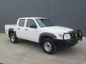 2008 Mazda BT-50 DX Turbo Diesel Corio Geelong City Preview