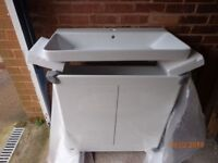 Basin - Brand New K.Vit Kartell Sink and Cabinet (Still in Original Packaging).