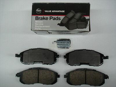Nissan Altima 2005-2007-2008-2009-2009 OEM Front Brake Pads =FREE SHIPPING=