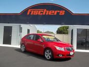 2014 Holden Cruze JH Series II MY14 Equipe Red 6 Speed Sports Automatic Hatchback Murray Bridge Murray Bridge Area Preview