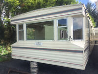 35 x 12 Willerby Jupiter,3bed,Free delivery,Panel heating.