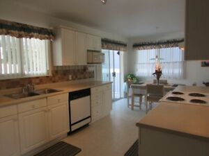 WHITE ROCK Furnished home, Ocean view, clean, quiet, Available