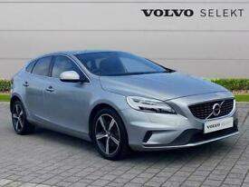 image for 2017 Volvo V40 D3 [4 Cyl 150] R Design Nav Plus 5Dr Hatchback Diesel Manual