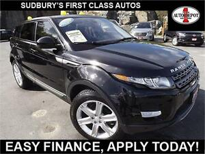 2015 Land Rover Range Rover Evoque 4X4!! NAV!! PANORAMIC ROOF!!