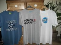 WAVEGRAFFITI TEES FOR SALE TO MARKET TRADERS