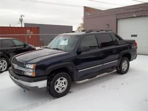 2004 Chevrolet Avalanche LS